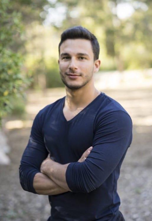 Entrenador Omar Anton